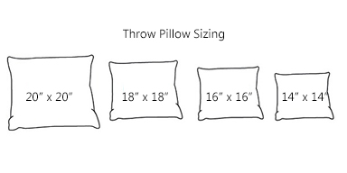 Throw pillow 14 x 14 lifestyles by ramco